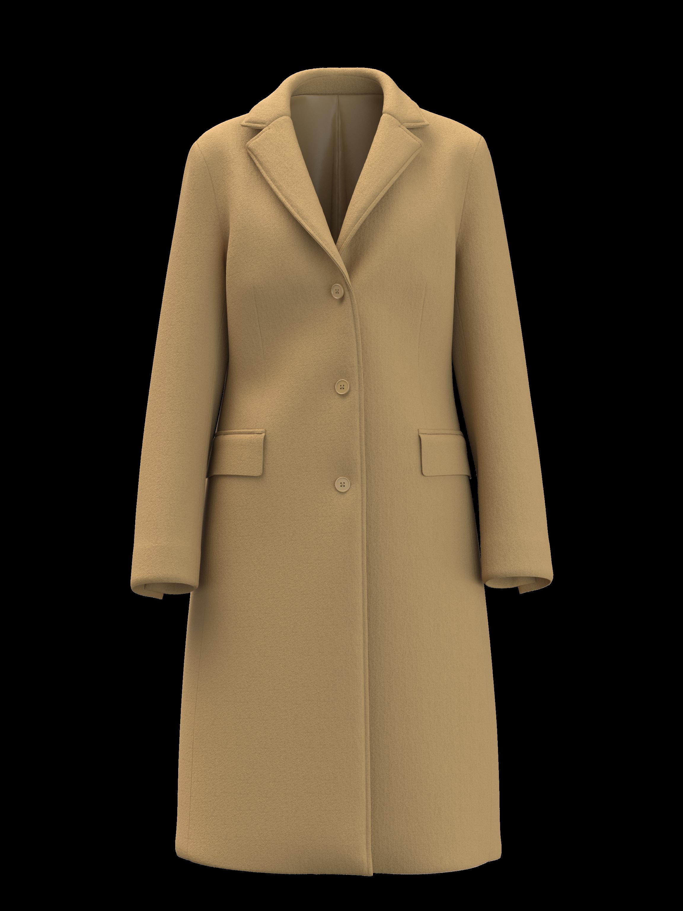 3D1000coat